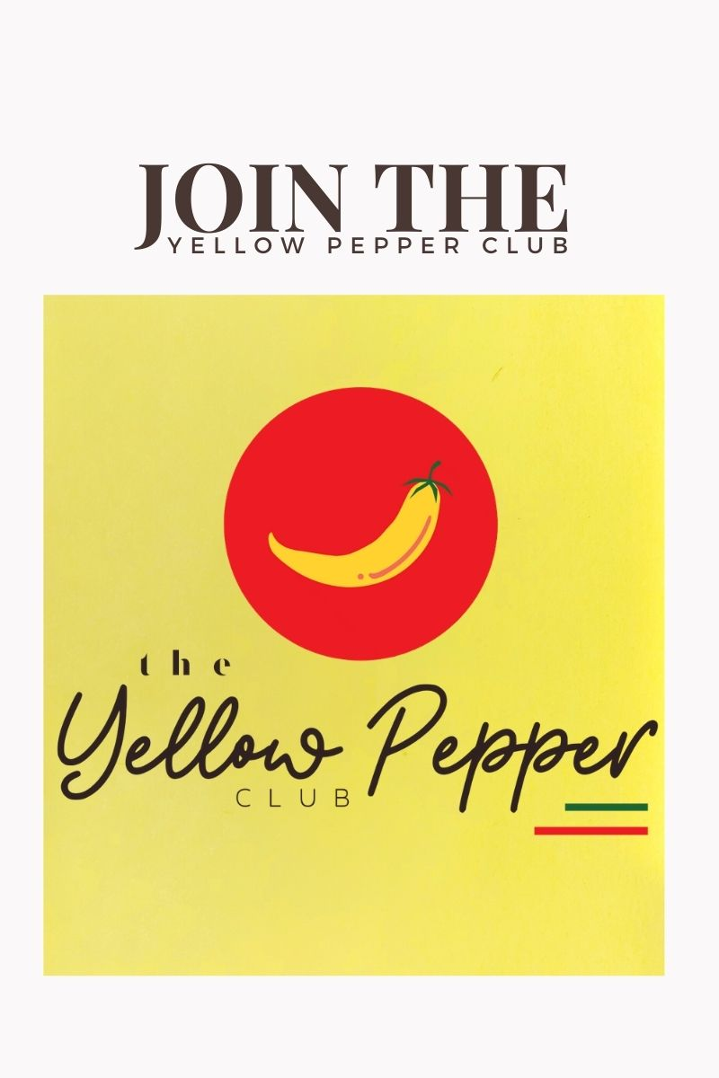 Join the Yellow Pepper Club for Accountability, Education and Support…